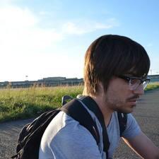 Profil utilisateur de Arnau
