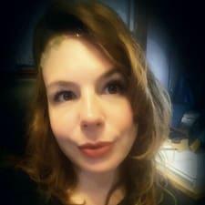 Profil utilisateur de Alexia