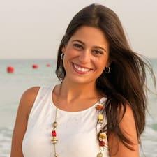 Profil utilisateur de Carla