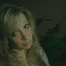 Annika felhasználói profilja