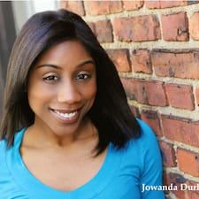 Jowanda felhasználói profilja