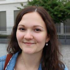 Profil utilisateur de Salome