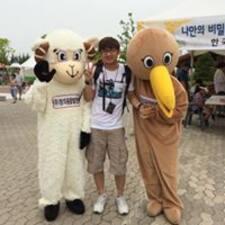 Profil utilisateur de Changbin