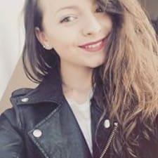 Marlena felhasználói profilja