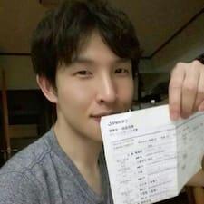 Perfil de usuario de Jooyoon
