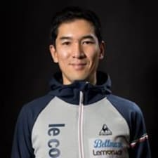 Masahiro felhasználói profilja