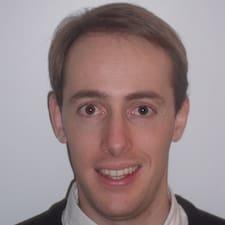 Gaétan felhasználói profilja