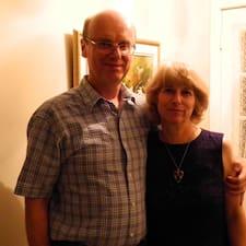 Profil utilisateur de Ann & Patrick