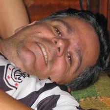 Henkilön Ricardo käyttäjäprofiili