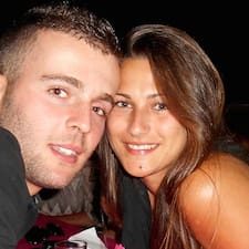 Profilo utente di Elodie & Gaël