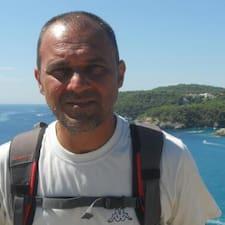 Gianantonio felhasználói profilja