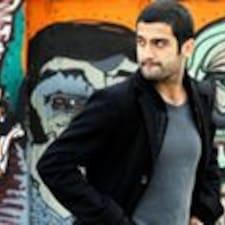 Användarprofil för Mustafa Barış