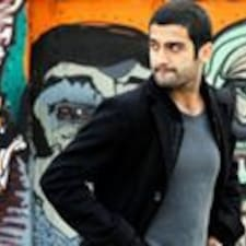 Mustafa Barış Brugerprofil