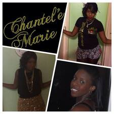 Chantel'E User Profile