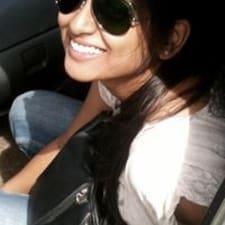 Profil utilisateur de Manisha
