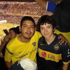 Profil utilisateur de Mariano