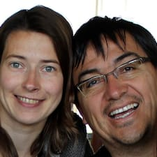Профиль пользователя Estelle & Ricardo