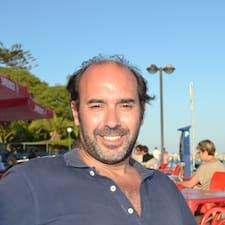 Användarprofil för Rafael