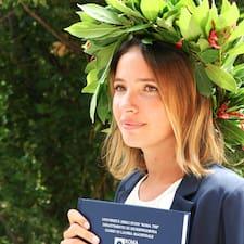 Maria Lavinia User Profile