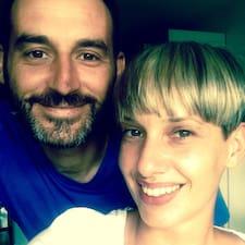 Användarprofil för Emanuele & Valentina
