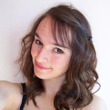 Profil utilisateur de Isaline