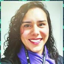 Henkilön Ana Cecília käyttäjäprofiili