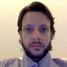 Fabio felhasználói profilja