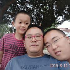 Perfil de usuario de Qinghua