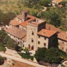 Castello Di Volognano Sas ist der Gastgeber.