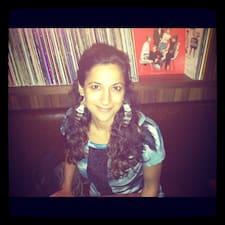 Reshma User Profile