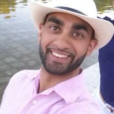 Haider User Profile
