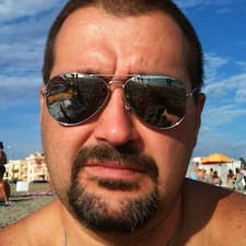 Sandro felhasználói profilja