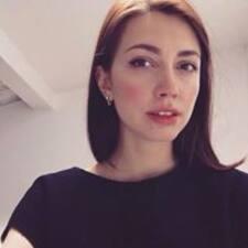 Kateryna Kullanıcı Profili