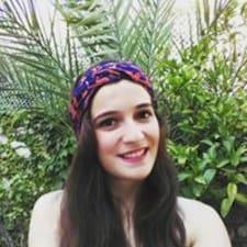 Eloïse felhasználói profilja