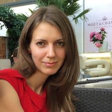 Perfil de usuario de Evgeniya