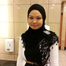Aisyah User Profile