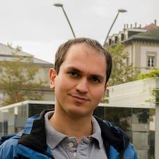 Mehran User Profile