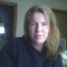 Bréigin felhasználói profilja
