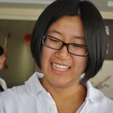 Lihui felhasználói profilja