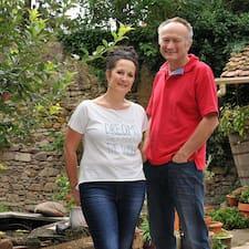 Laura & Christophe je domaćin.