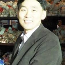 Profil utilisateur de Byoung Sun