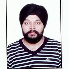 Profil utilisateur de Inderpal