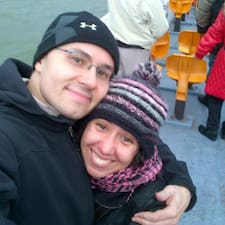 Laurent & Salima User Profile
