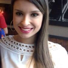 Izabele felhasználói profilja