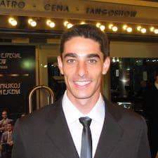 Profil Pengguna Vitor