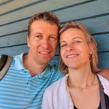 Profil utilisateur de Christine & Franck