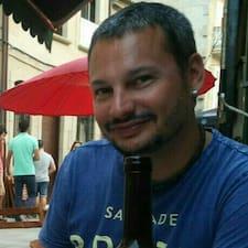 Perfil do utilizador de Maurizio
