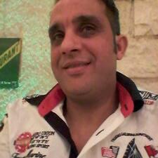 Madjid felhasználói profilja