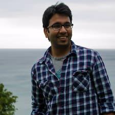 Profil utilisateur de Pranay