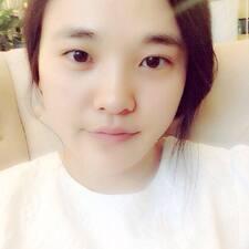 Perfil de usuario de Hyejin